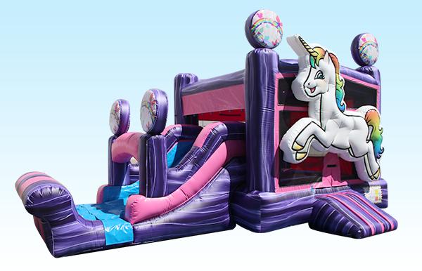 2 1 Unicorn Combo Bouncing Angels